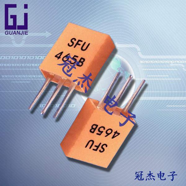 陶瓷晶振,陶瓷谐振器,SFU465B晶振