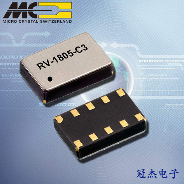 微晶晶振,有源晶振,RV-3029-C3晶振,石英振荡器