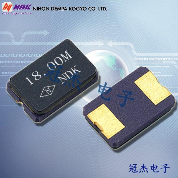 NDK晶振,石英晶体谐振器,NX2016GC晶振