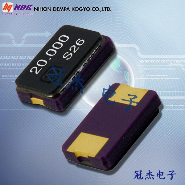 NDK晶振,石英晶体谐振器,NX5032GA、NX5032GB晶振