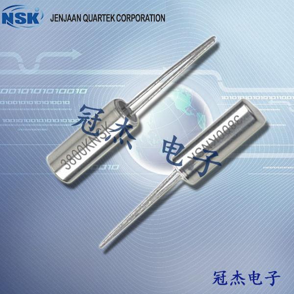 NSK晶振,石英晶振,NXF 3-8晶振,NXF 3-9晶振