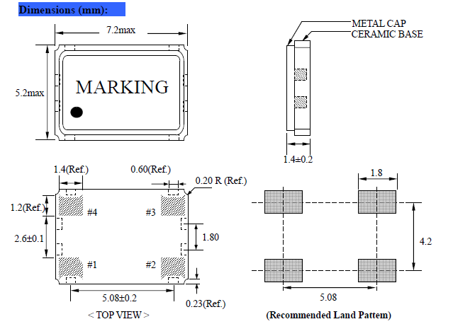 nsk晶振,有源晶振,naod75晶振