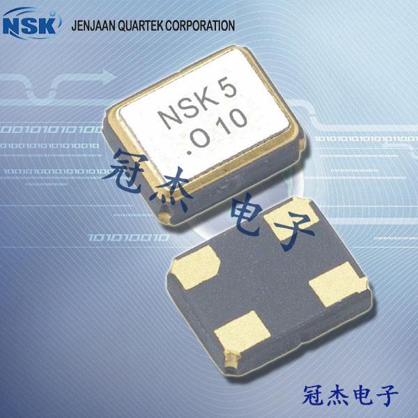 NSK晶振,有源晶振,NAOL22晶振