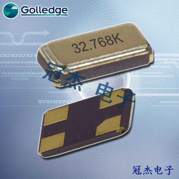 高利奇晶振,32.768K晶振,MCSO1EL晶振