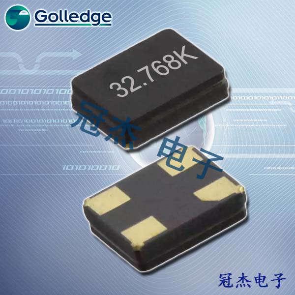 高利奇晶振,32.768K晶振,OV7604C7晶振