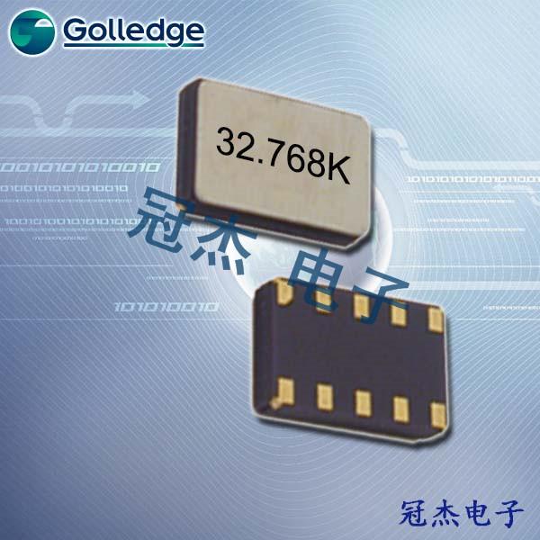 GolledgeCrystal,石英晶体振荡器,RV1805C3晶振,RV8523C3晶振