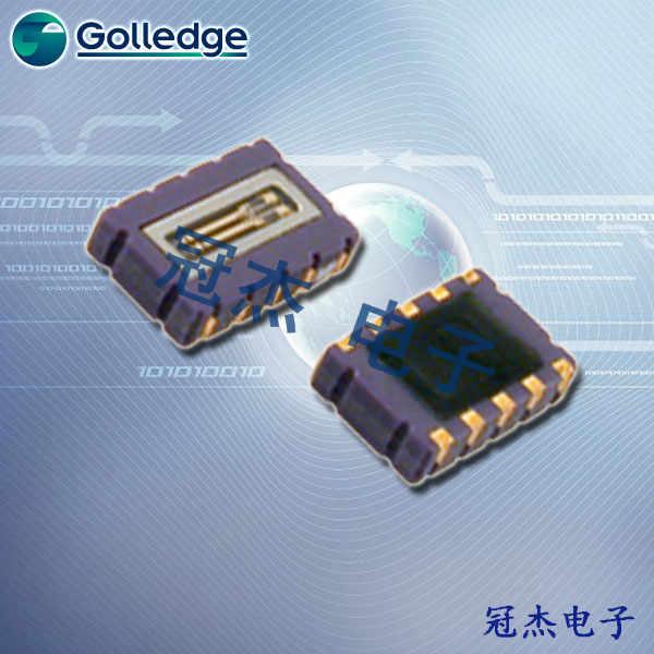 GolledgeCrystal,石英晶体振荡器,RV2123C2晶振