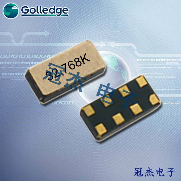 GolledgeCrystal,有源石英晶振,RV8803C7晶振