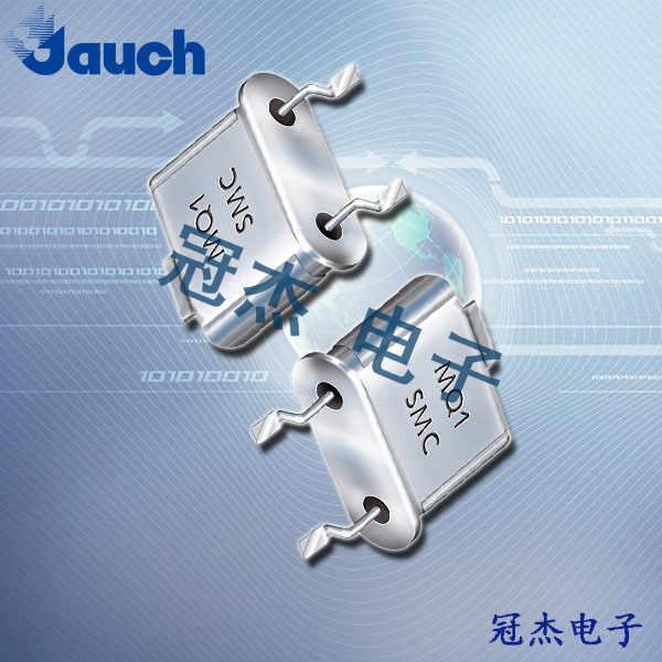 JAUCH晶振,石英晶体,HC49/U-SMC晶振