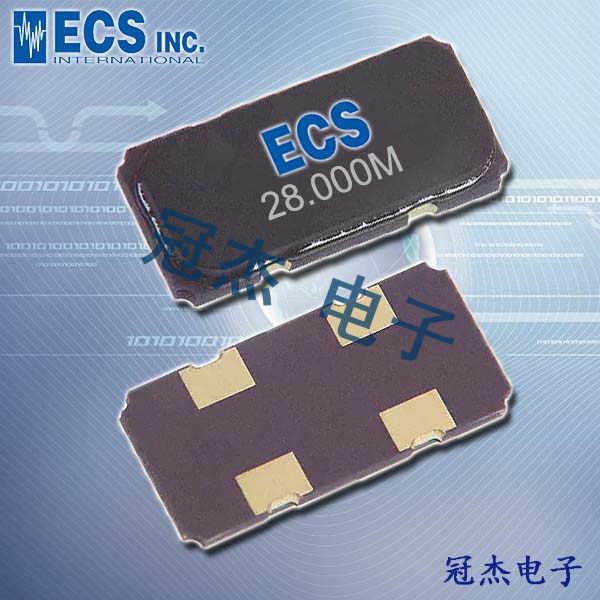 ECS晶振,贴片晶体,CSM-12晶振