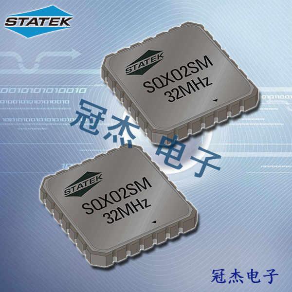 Statek晶振,石英晶体振荡器,SQXO2ATSM晶振,SQXO2SM晶振
