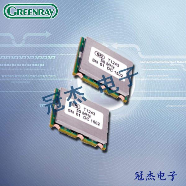 Greenray晶振,TCXO晶振,T90/91晶振