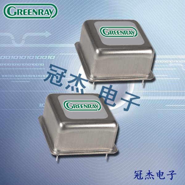 Greenray晶振,恒温晶体振荡器,YH1320/1321晶振