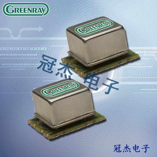 Greenray晶振,石英晶体振荡器,YH1440/1441晶振