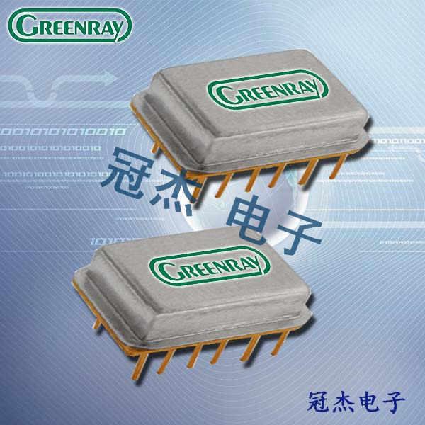 Greenray晶振,石英晶体振荡器,ZY2000晶振