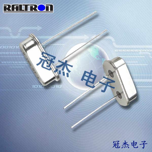 Raltron晶振,进口无源晶振,AS (HC-49/S)晶振