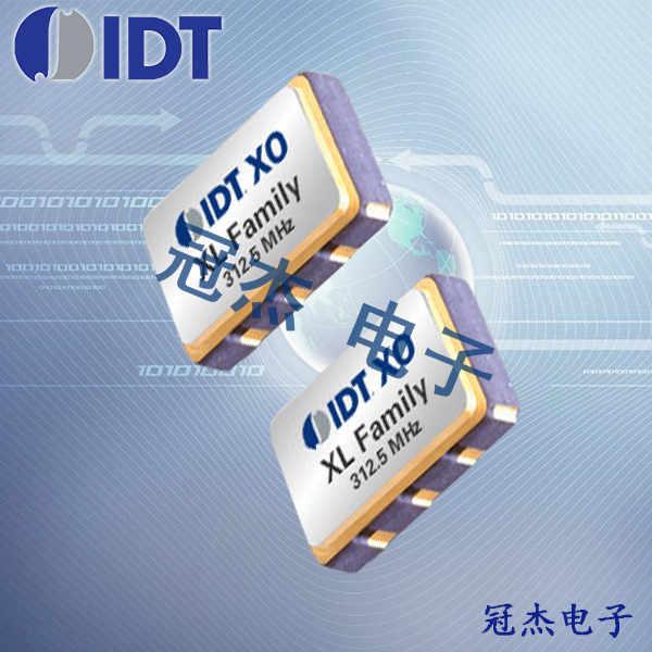 IDT晶振,有源晶振,XUQ晶振
