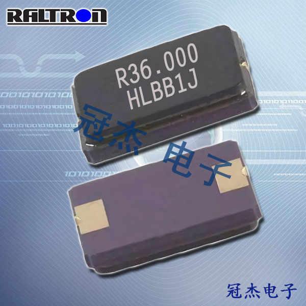 Raltron晶振,无源晶振,H10A晶振