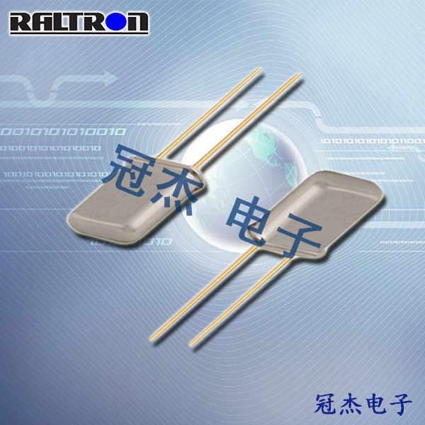 Raltron晶振,无源插件晶振,HC-49/U, HC-51/U, AND UM-1晶振