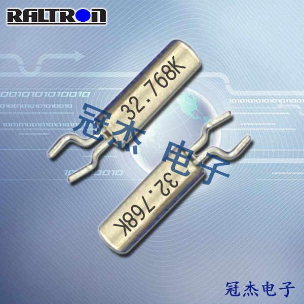Raltron晶振,两角弯插晶振,R26晶振