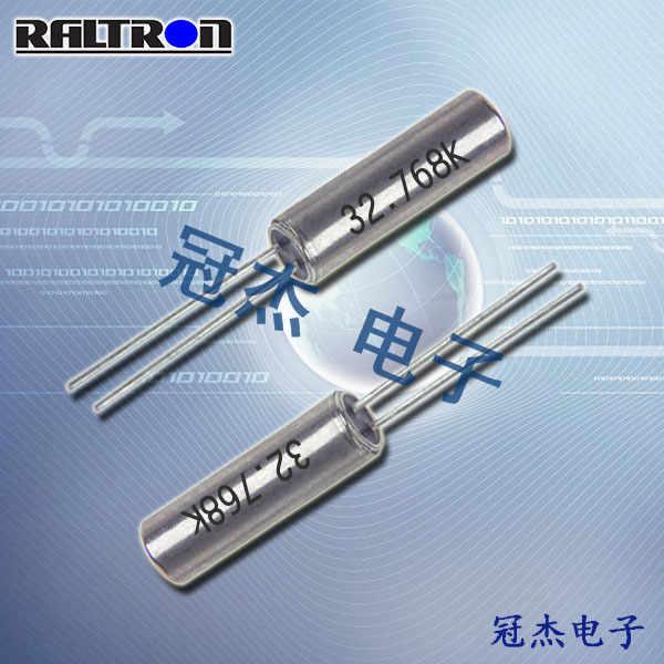 Raltron晶振,32.768KHZ插件晶振,R38晶振