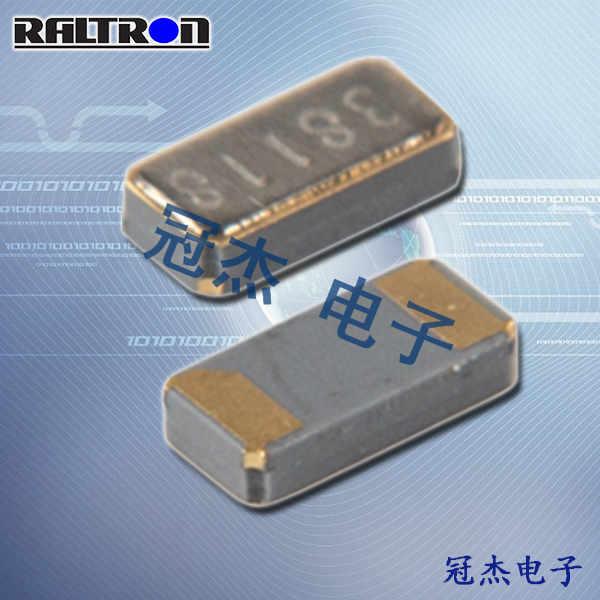 Raltron晶振,32.768KHZ谐振器,RT4115晶振
