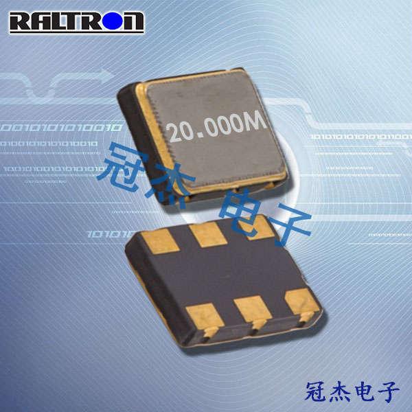 Raltron晶振,进口振荡器,CL7050晶振