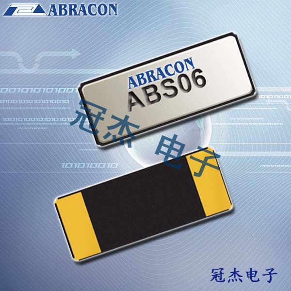 Abracon晶振,32.768KHZ晶振,ABS06晶振