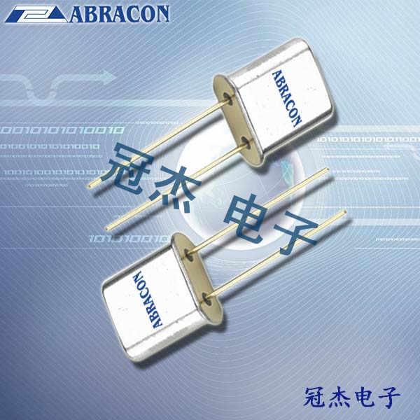 Abracon晶振,石英插件晶振,ABU4晶振