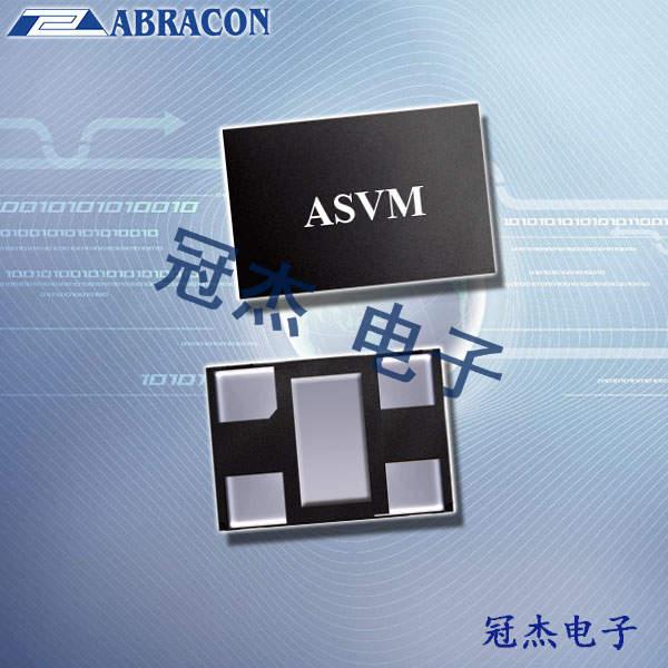 Abracon晶振,贴片振荡器,ASVMB晶振