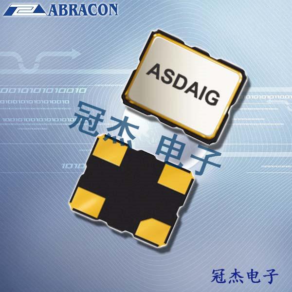Abracon晶振,晶体振荡器,ASDAIG晶振