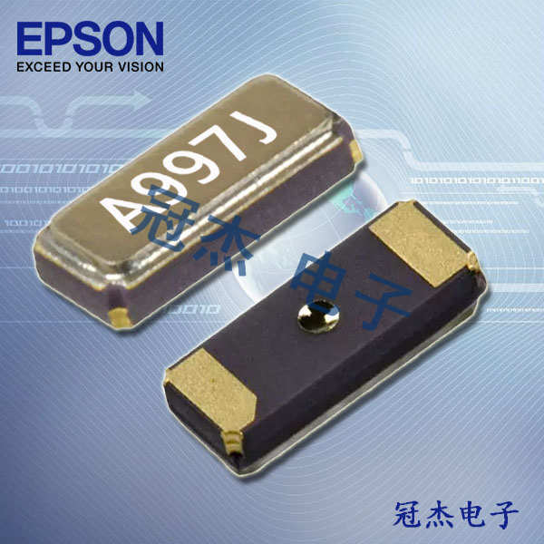 EPSON晶振,二脚谐振器,FC-13A晶振