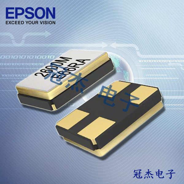 EPSON晶振,贴片谐振器,FA-128晶振