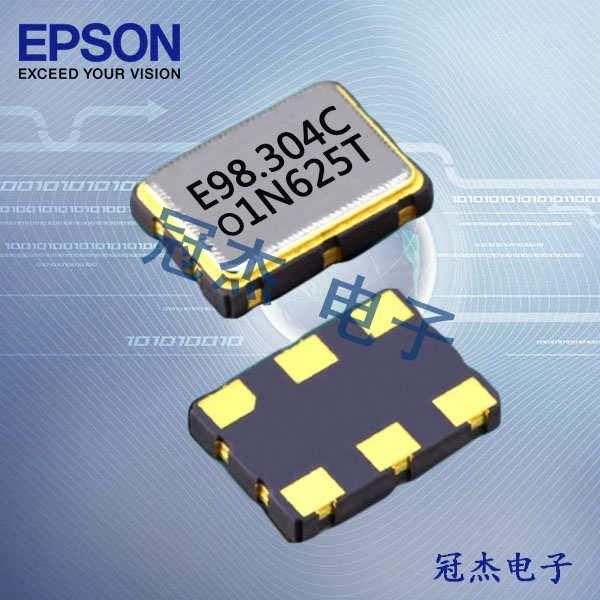 EPSON晶振,声表滤波器,EG-4101CA晶振
