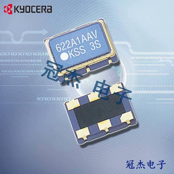 京瓷晶振,电压控制振荡器,KV7050S-P3晶振
