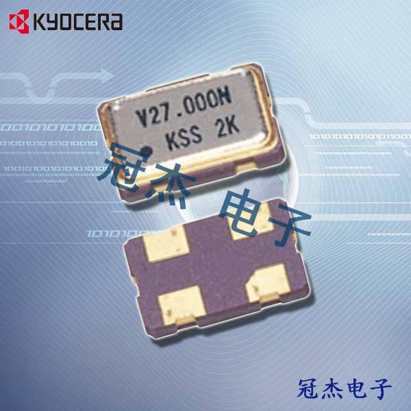京瓷晶振,电压控制晶体振荡器,KV5032A晶振