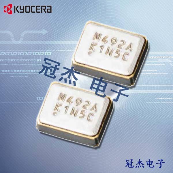 京瓷晶振,温补振荡器,KT1612A晶振