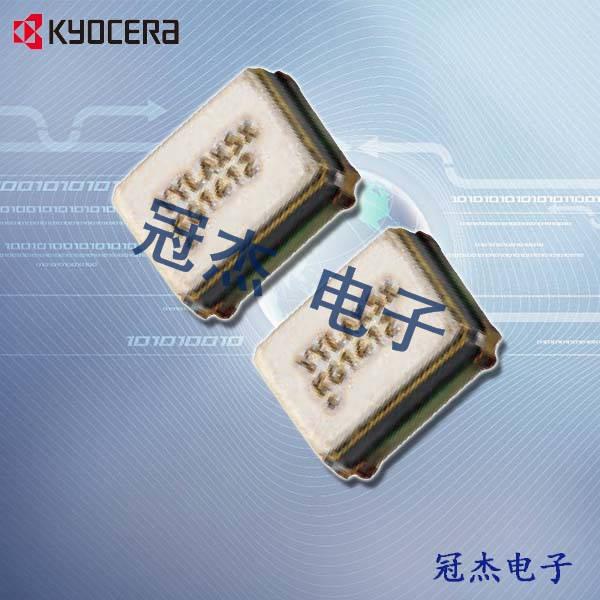京瓷晶振,温度补偿晶振,KT2016K晶振