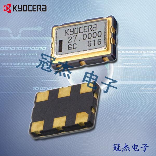 京瓷晶振,VCXO温补晶振,KT7050B晶振