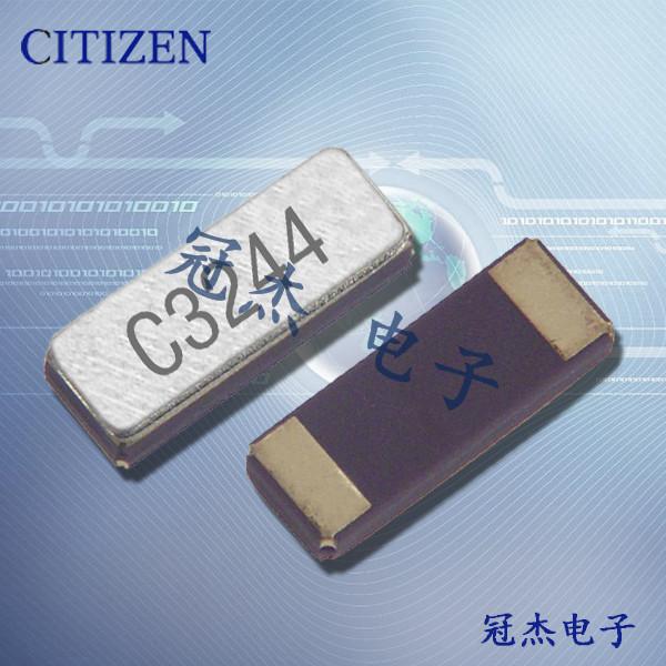 西铁城晶振,石英晶体谐振器,CM519晶振