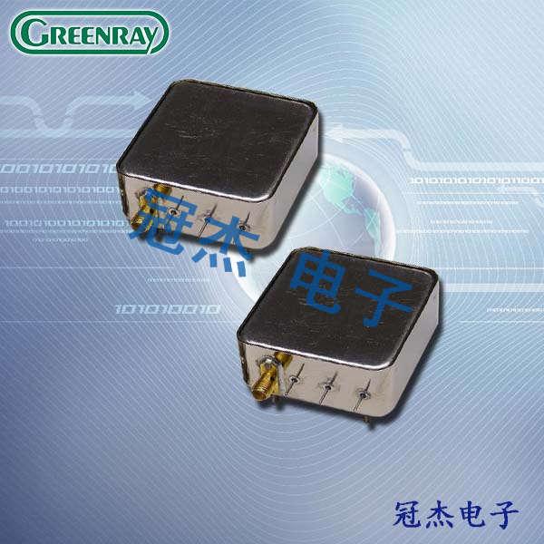 Greenray晶振,恒温晶振,YH1322晶振
