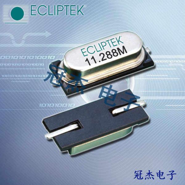 ECLIPTEK晶振,49SMD晶振,E1SFA晶振,E1SFA18-12.000M TR晶振