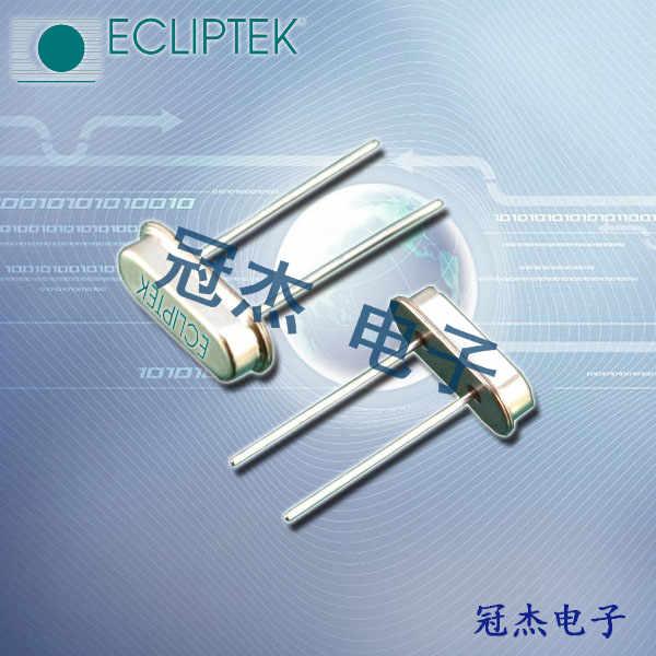 ECLIPTEK晶振,插件晶振,E1UAA12-24.000M晶振,E1UAA晶振
