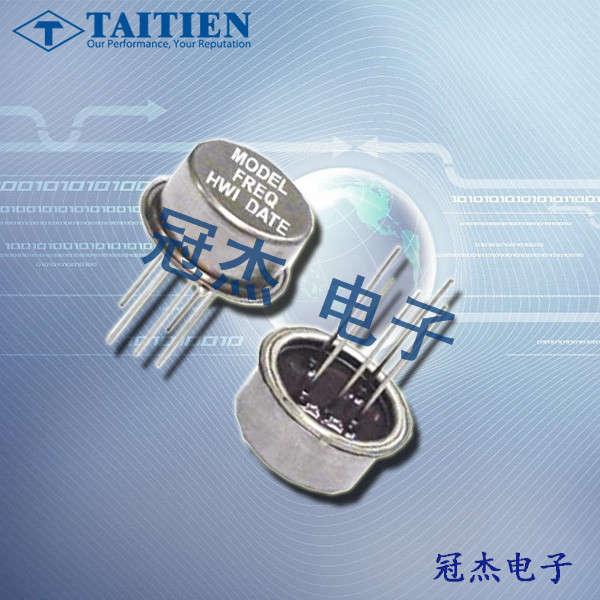 泰艺晶振,插件谐振器, X7晶振