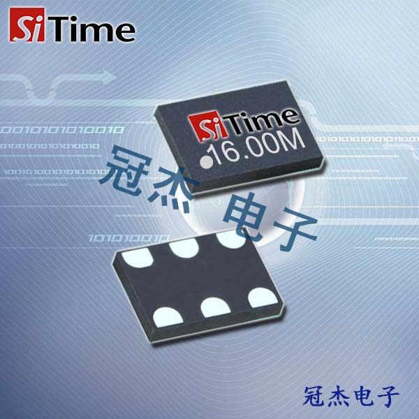 SiTime晶振,数字晶体振荡器,SiT3907晶振