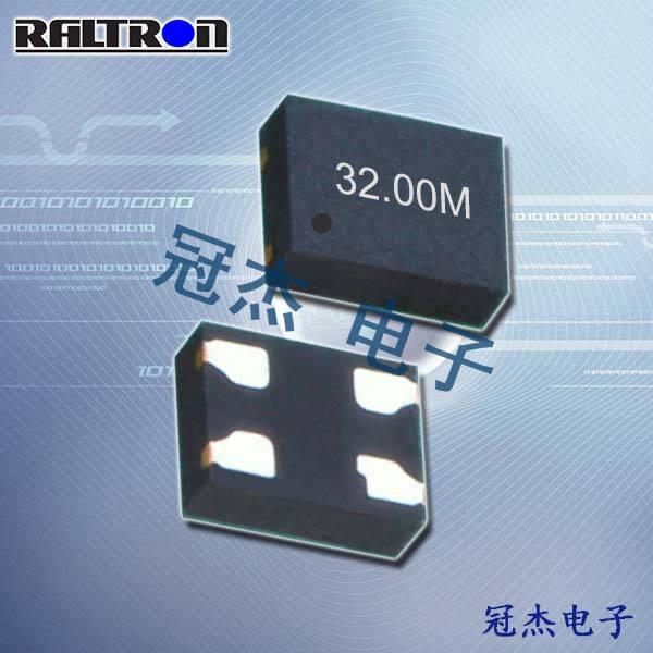 Raltron晶振,可编程晶振,CMC201晶振
