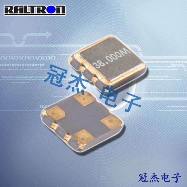 Raltron晶振,扫描仪振荡器,CO2016晶振