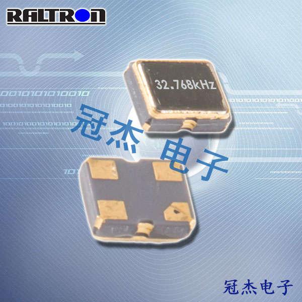Raltron晶振,32.768K晶振,CO2520晶振