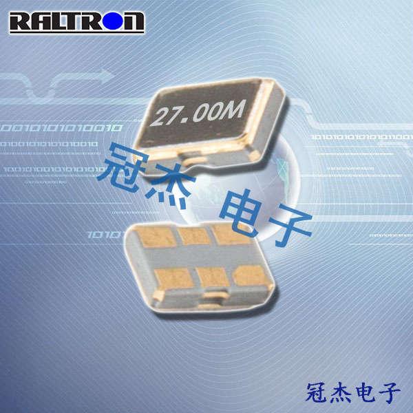 Raltron晶振,有源振荡器,CP2520晶振