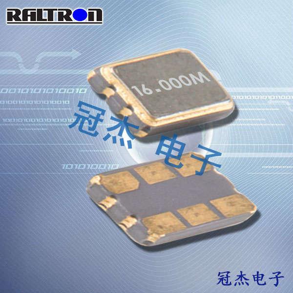 Raltron晶振,3225SMD振荡器,CP3225晶振
